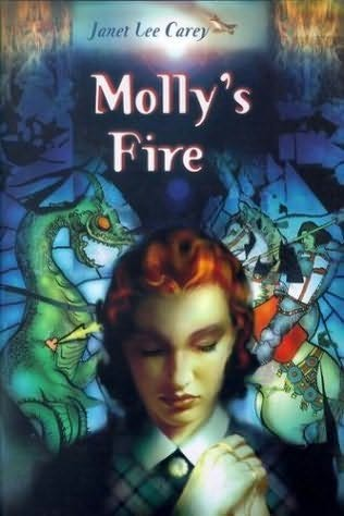 book cover of Molly\'s Fire
