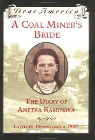 book cover of A Coal Miner\'s Bride
