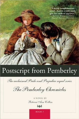 book cover of Postscript from Pemberley