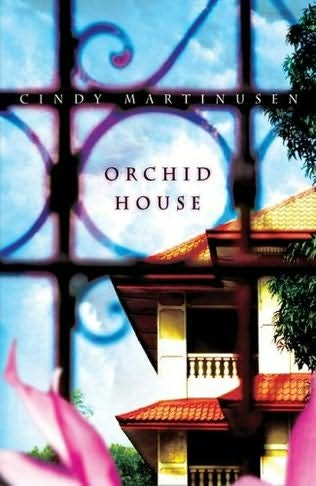 book cover of Orchid House