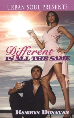 book cover of Different Is All The Same