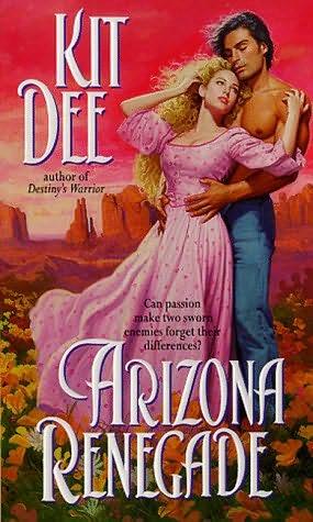 book cover of Arizona Renegade