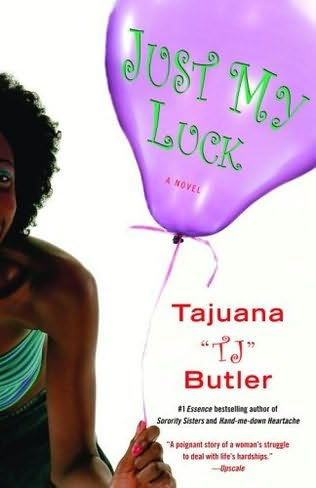 book cover of Just My Luck