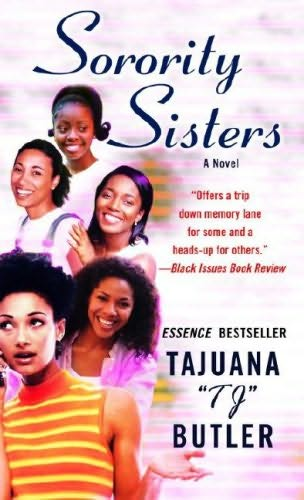 book cover of Sorority Sisters