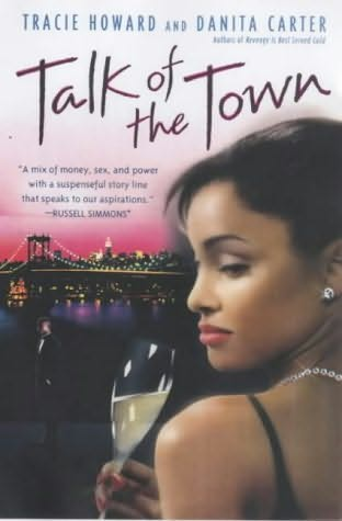 book cover of Talk of the Town