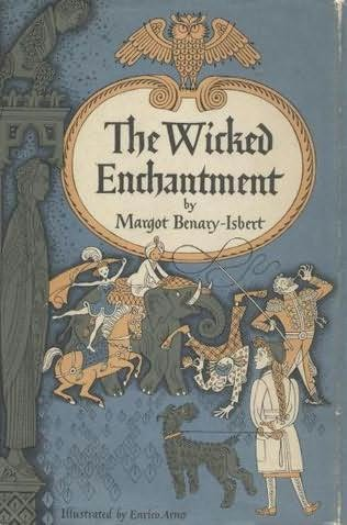 book cover of The Wicked Enchantment