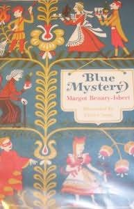 book cover of Blue Mystery