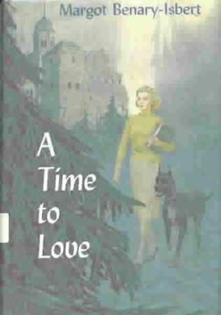 book cover of A Time to Love