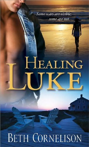 book cover of Healing Luke