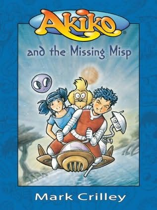 book cover of Akiko and the Missing Misp