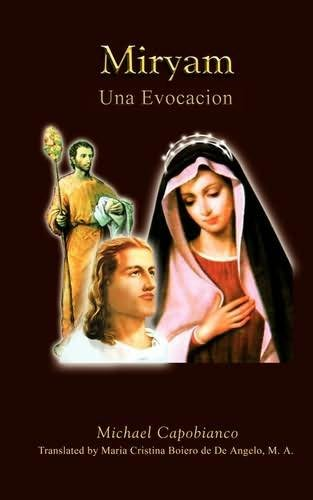 book cover of Miryam: Una Evocacion