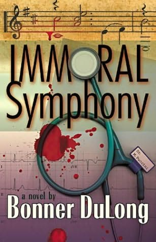 book cover of Immoral Symphony