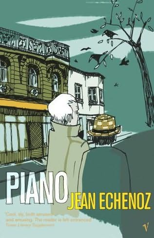 book cover of Piano