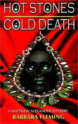 book cover of Hot Stones: Cold Death