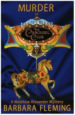 book cover of Murder At The Carousel Club