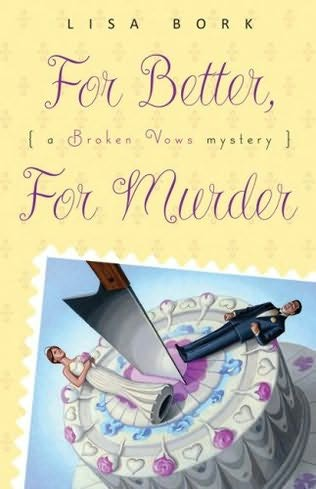book cover of For Better, for Murder