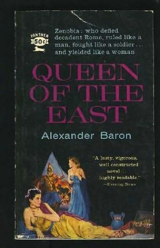 book cover of Queen of the East