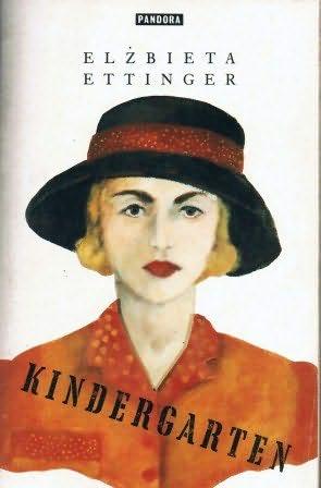 book cover of Kindergarten