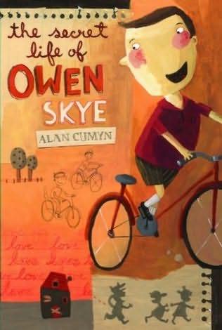 book cover of The Secret Life of Owen Skye