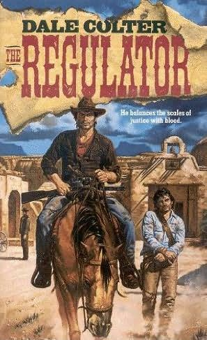 book cover of The Regulator