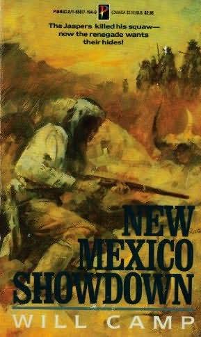 book cover of New Mexico Showdown