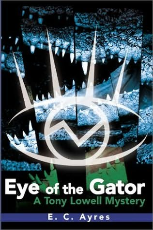 book cover of Eye of the Gator