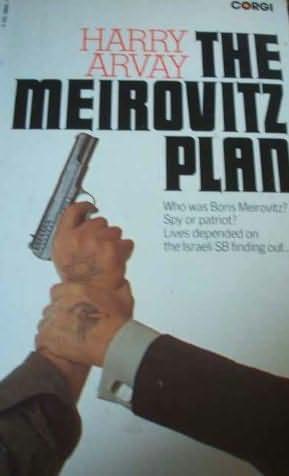 book cover of The Meirovitz Plan