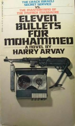 book cover of Eleven Bullets for Mohammed