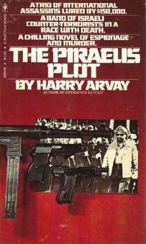 book cover of The Piraeus Plot