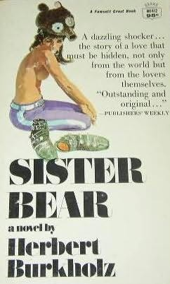 book cover of Sister Bear