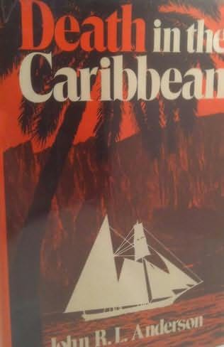 book cover of Death in the Caribbean