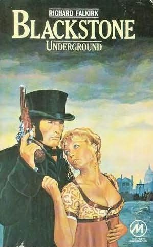 book cover of Blackstone Underground