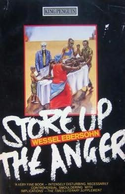 book cover of Store Up the Anger