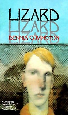 book cover of Lizard