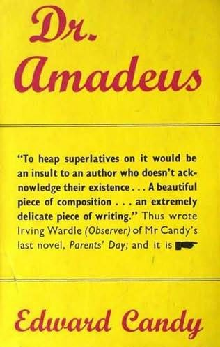 book cover of Dr. Amadeus