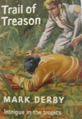 book cover of Trail of Treason