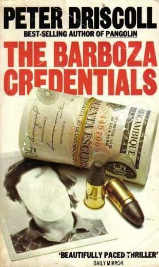book cover of The Barboza Credentials