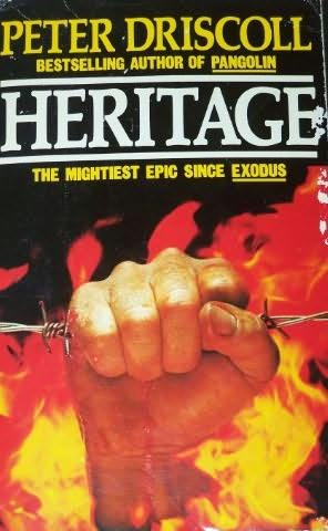 book cover of Heritage