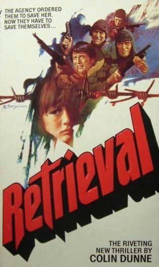 book cover of Retrieval