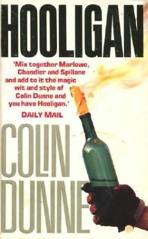 book cover of Hooligan