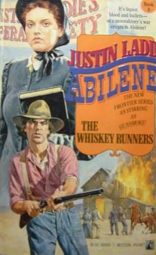 book cover of The Whiskey Runners