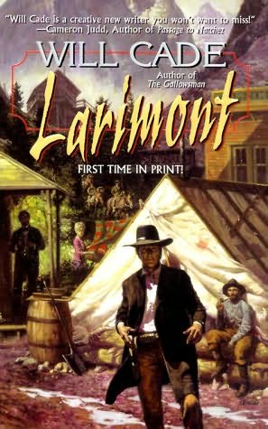 book cover of Larimont