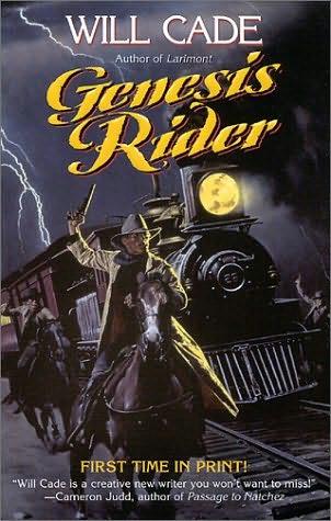 book cover of Genesis Rider