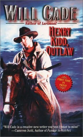 book cover of Henry Kidd, Outlaw