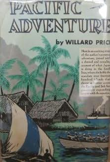 book cover of Pacific Adventure