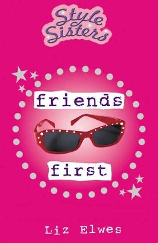 book cover of Friends First