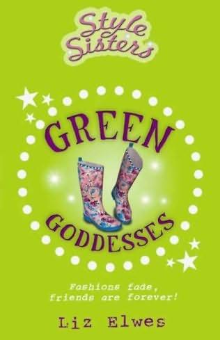 book cover of Green Goddesses