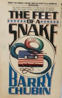 book cover of The Feet of a Snake