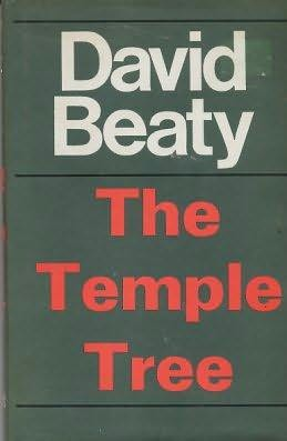 book cover of The Temple Tree