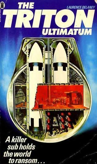 book cover of The Triton Ultimatum